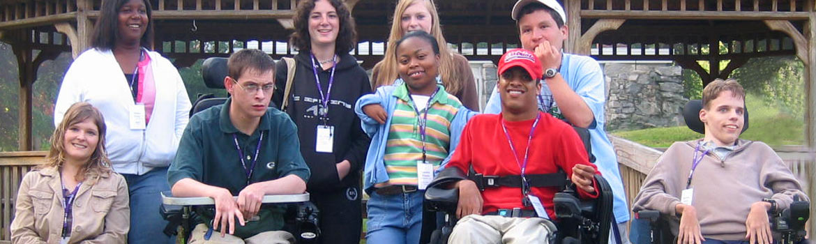 Members of Kids As Self Advocates (KASA)